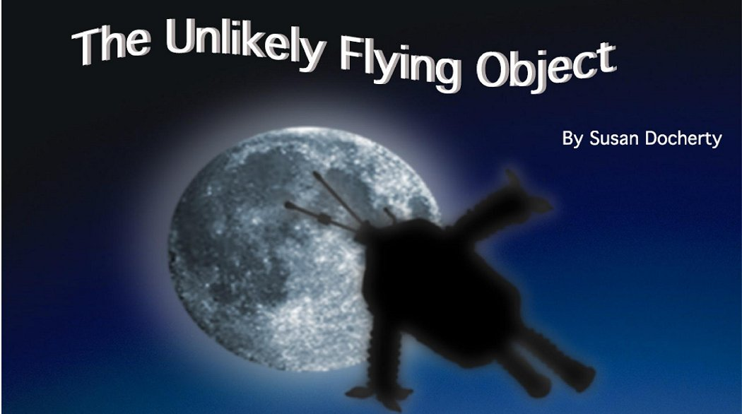 The Unlikely FLying Object by Susan Docherty