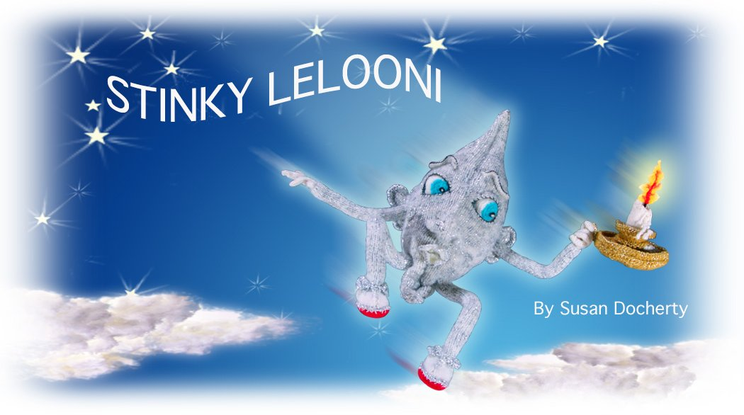 Stinky Lelooni by Susan Docherty